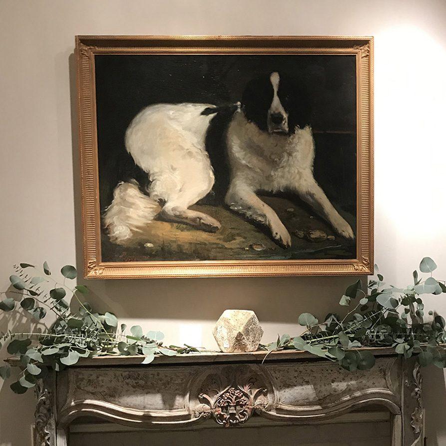 dog-painting